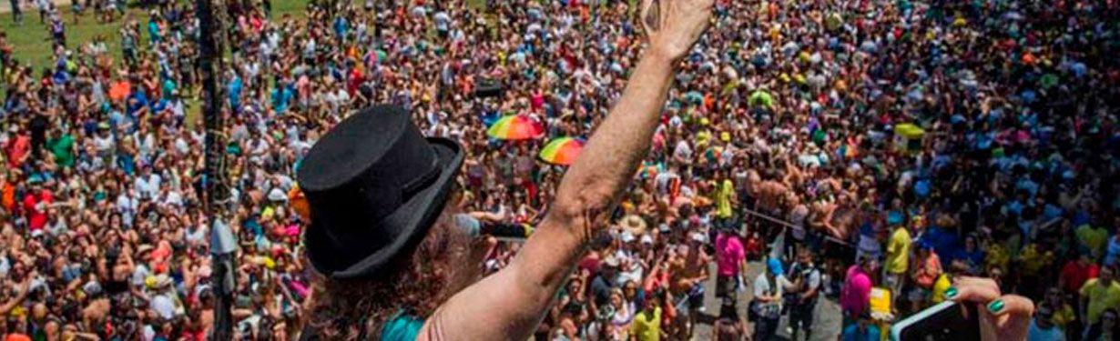 Bloquinhos de Carnaval SP 2018