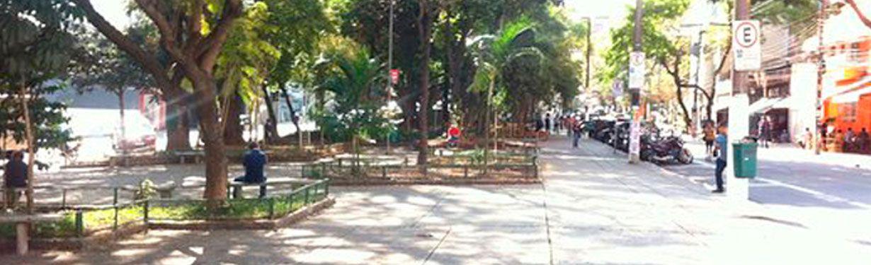 Praça Benedito Calixto