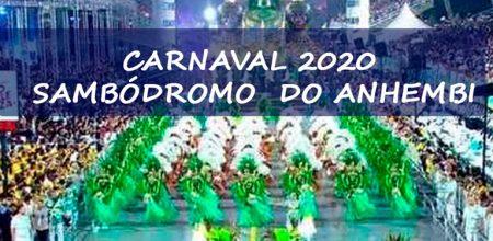 Carnaval 2020 – Sambódromo do Anhembi