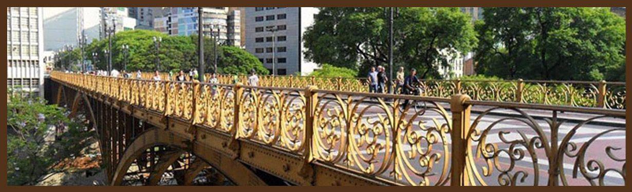 Lugares incríveis no Centro de São Paulo